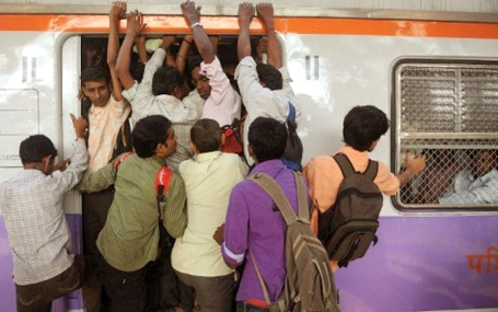 Mumbai Trains 1