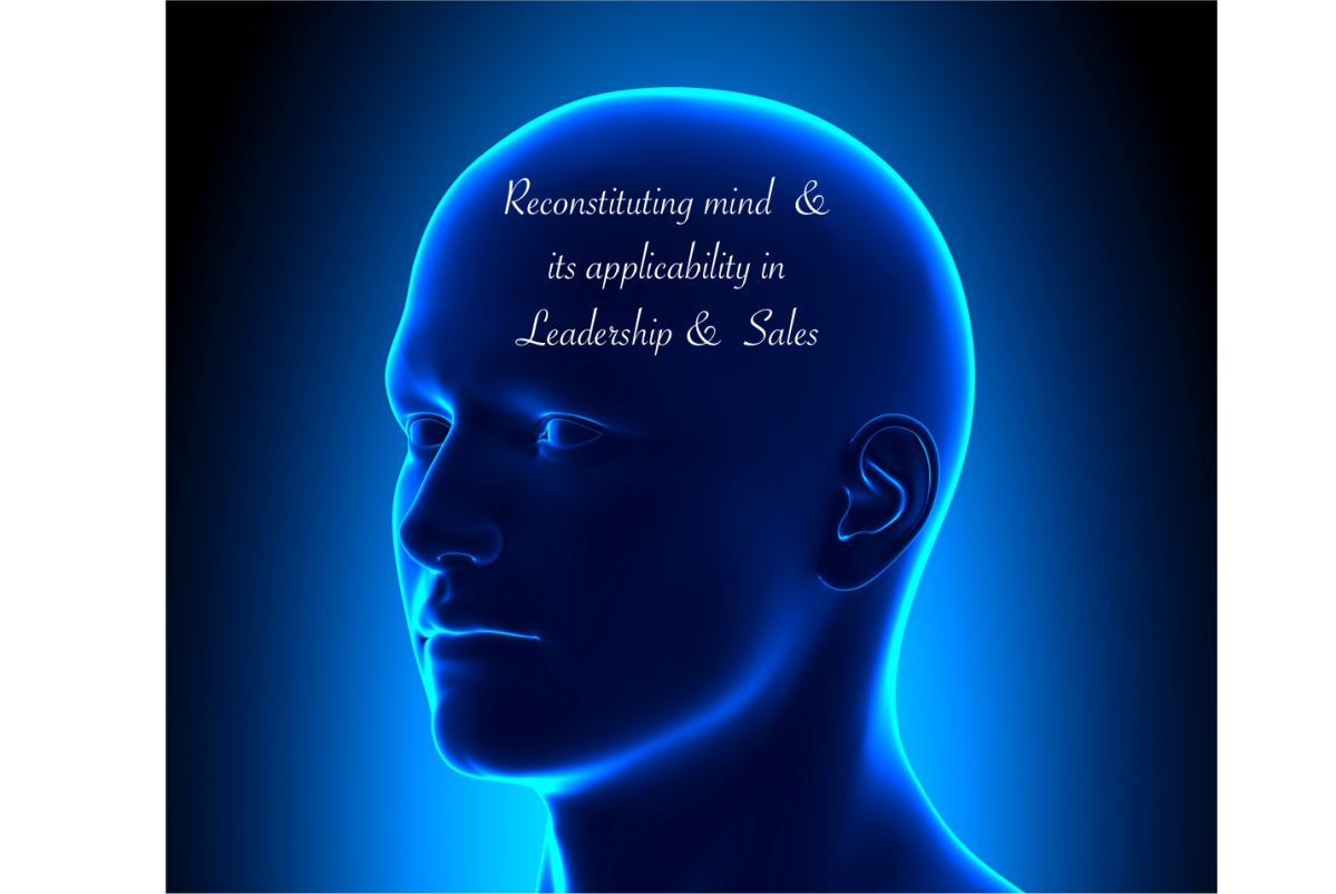 Leadership, Sales and Apperception (mind-based) pr…