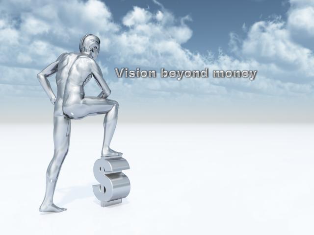 HS beyond  money